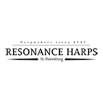 Resonance Harps