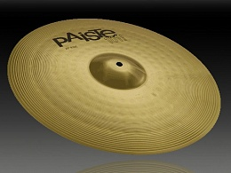 "101 Brass Ride Тарелка 20"", Paiste"