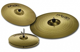 "101 Brass Universal Set Комплект тарелок (14""/16""/20""), Paiste"