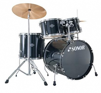 SMF 11 Combo Set WM 11229 Smart Force Барабанная установка, черная, Sonor. Модель 17200010 в магазине КлаусМюзик