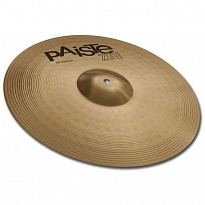 "201 Bronze Crash Тарелка 16"", Paiste"