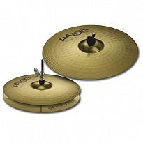"101 Brass Essential Set Комплект тарелок 14/18"", Paiste"